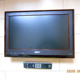 【値引き】SONY BRAVA 19インチ液晶TV