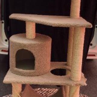 キャットタワー 猫用(笑)