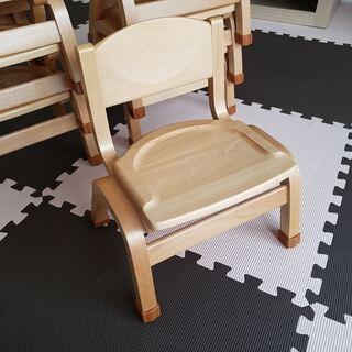 園児用椅子 保育園・幼稚園仕様(未使用)