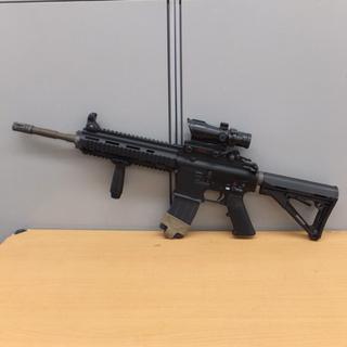 ガスガン H&K HK416 エアーガン モデルガン ガスブロー...