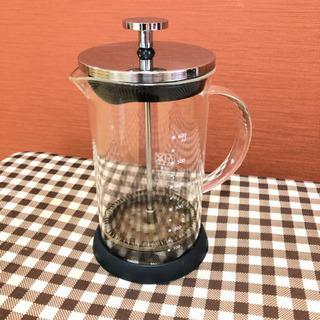 コーヒーポットガラス圧力ポット