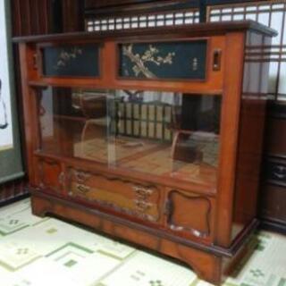 【THE 日本】和箪笥、飾りタンス