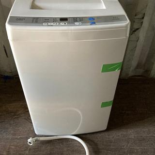 0814-205 4.5kg AQUA 洗濯機 2016年…