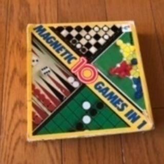 どこでも遊べるボードゲーム