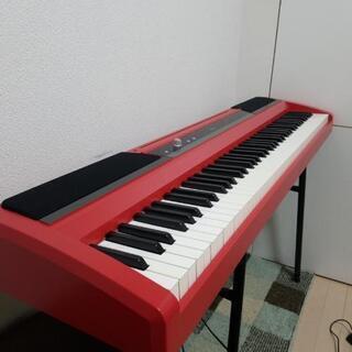 【お譲り先決定】KORG SP-170S☆レッド 88鍵電子ピアノ