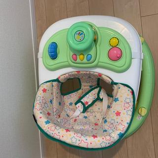 エンジョイウォーカー 赤ちゃん ベビー用 歩行器