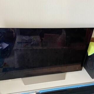 LG有機ELテレビ55型(ジャンク)