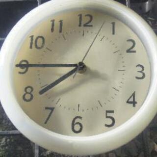 掛け時計 動作品