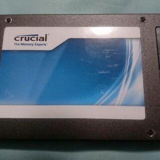 ② Crucial SSD 64GB 中古動作品