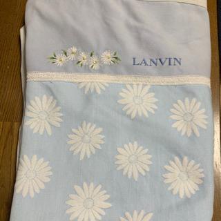 LANVIN 毛布