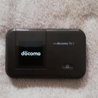 NTT docomo Wi-Fi モバイルルーター