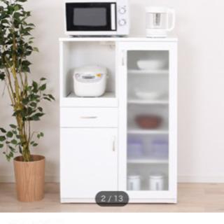 ニトリの食器棚(使用歴約1年)※テレビと同時取引の方は2000円...