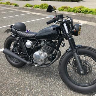 新潟 実働 グラストラッカー 250cc