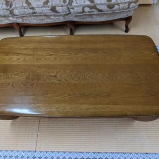 ソファーセットのテーブルのみの画像