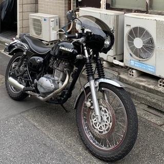 カワサキ エストレヤ愛好家、250cc ゆっくりな走り&語り合いを