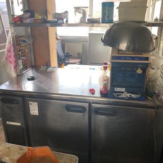 業務用テーブル型冷蔵庫