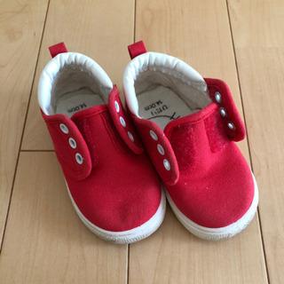 子供用靴※2足とも中古でサイズが違います。