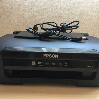 ジャンク EPSON PX-105 2016年製