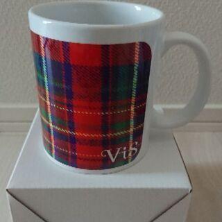ViSマグカップ(未使用、非売品)あと4日!