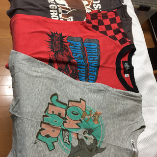110 Tシャツ 3枚セット  夏服 半袖