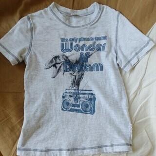恐竜Tシャツ 130㎝