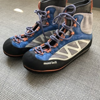 沢登り モンベル 沢靴 28cm