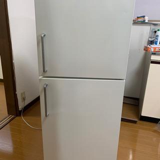 ★直接引き取り限定★無印良品 東芝製冷蔵庫M-R14D(2009年製)