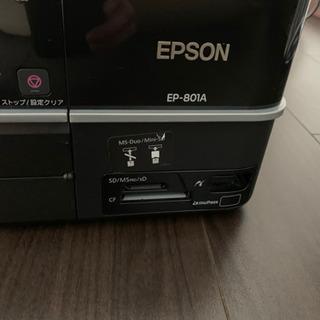 EPSON 801A プリンター
