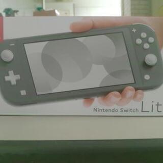 【未使用新品】Nintendo switch グレー