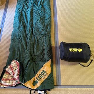 寝袋二つセットで購入可能な方希望