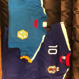 スポーツシャツ ⚡️イナズマイレブン 日本代表