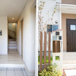 ☆住宅ローン通します☆ 西尾市一色前野東浦 全8棟堂々の完成です