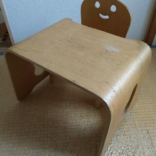 ヤトミ☆きこりのテーブル こいすセット