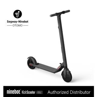 新品 ninebot 電動キックボード