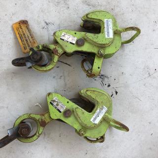 鉄鋼横吊用クランプ AMSー1TONOー25