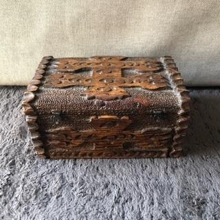 おしゃれな木製収納ボックス