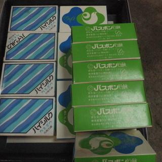 カネボウ・資生堂の石鹸15個
