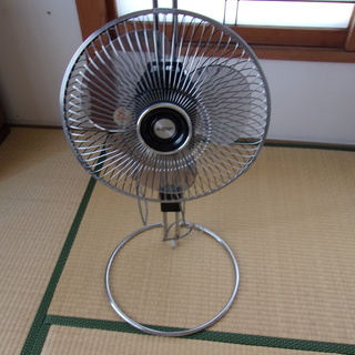 扇風機(三菱製) 配達組立可能✙500円
