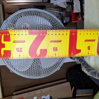 クリップ式小型扇風機