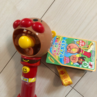 アンパンマン せんぷうき 新品☆