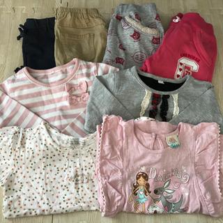 【終了】女の子のお洋服🎀110cm 8着セット