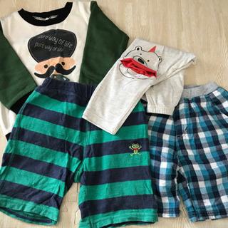 【終了】男の子お洋服👕95cm 4着セット