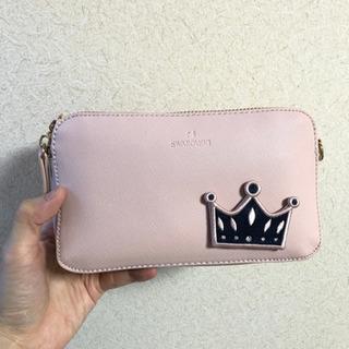 ☆値下げ☆Swarovski★カバン/長財布★新品★箱、袋…