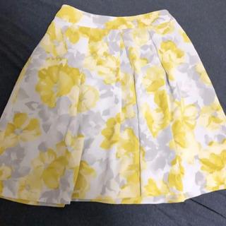 MERCURYDUO  花柄スカート マーキュリーデュオ S