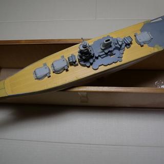 差し上げます 作りかけ ディアゴスティーニ「戦艦大和を作る」 一式
