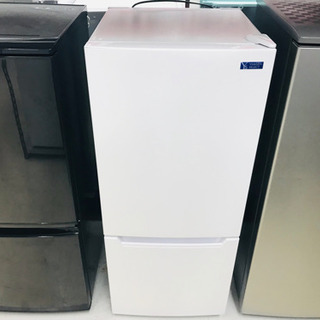 19年製 YAMADA 2ドア 冷蔵庫 YRZ-C12G2 117L