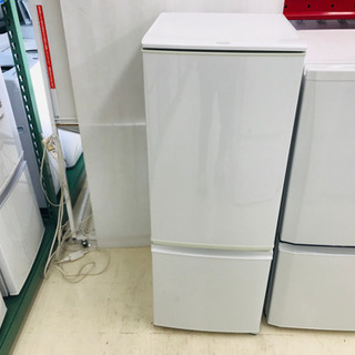 SHARP 15年式 SJ-S17B 2ドア 冷蔵庫
