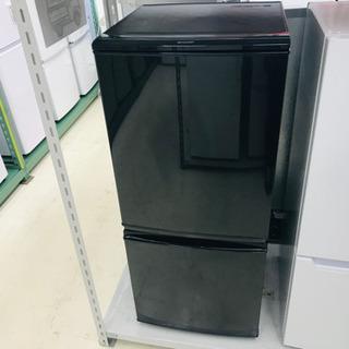 値下げしました❗️SHARP 2ドア 冷蔵庫 15年式 SJ-D...