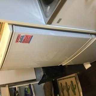冷蔵庫を無料で譲ります!8/20まで限定!