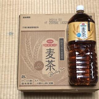 CO-OP 麦茶 2L✕6本